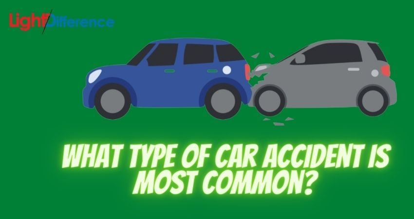 What Type Of Car Accident Is Most Common